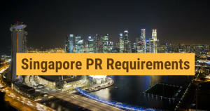 Apply Singapore PR